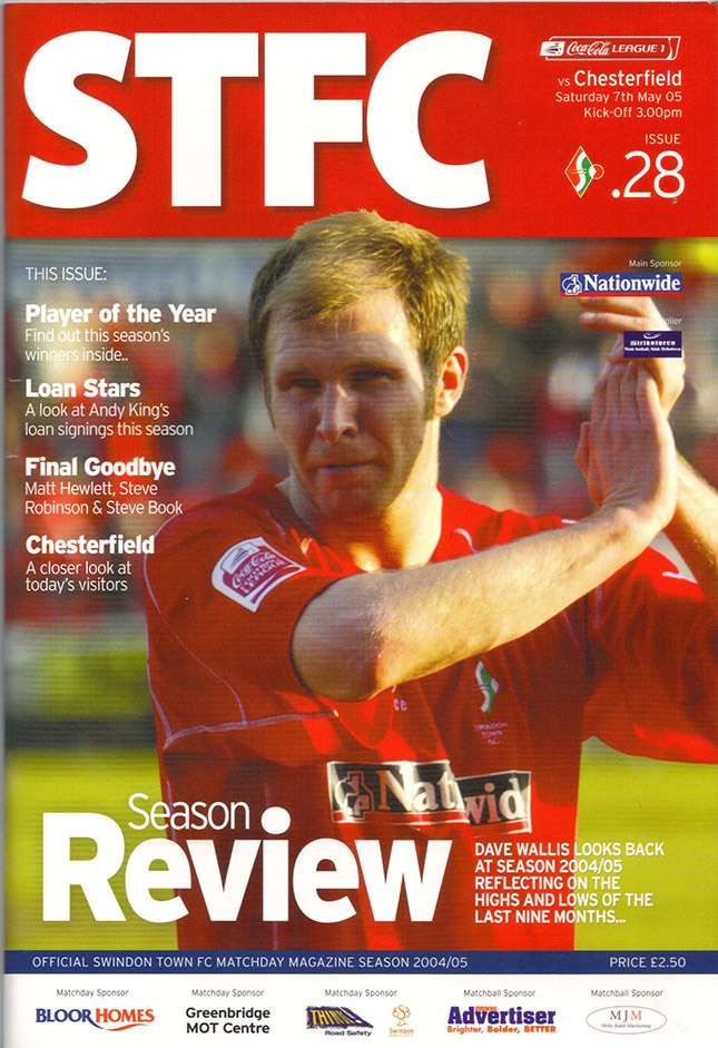 <b>Saturday, May 7, 2005</b><br />vs. Chesterfield (Home)