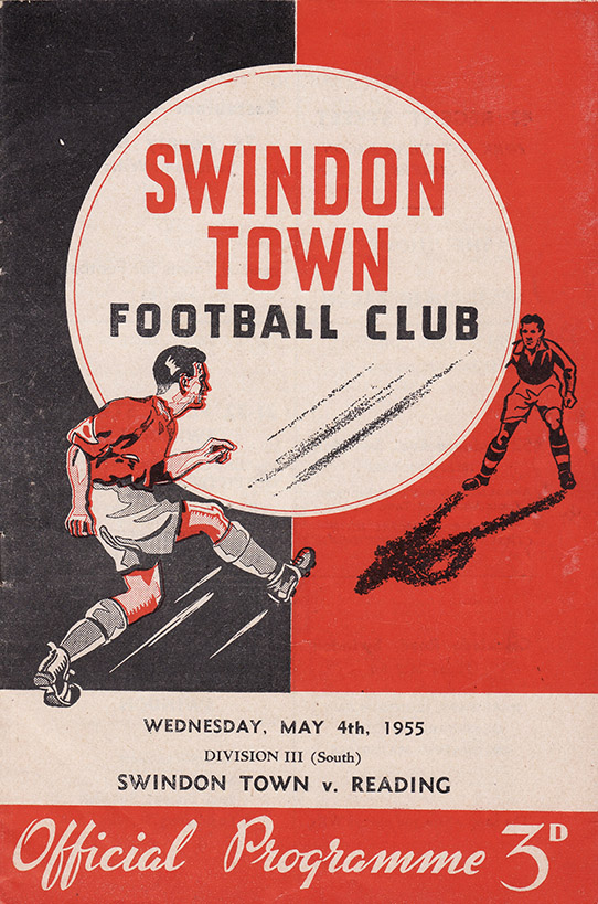Wednesday, May 4, 1955 - vs. Reading (Home)