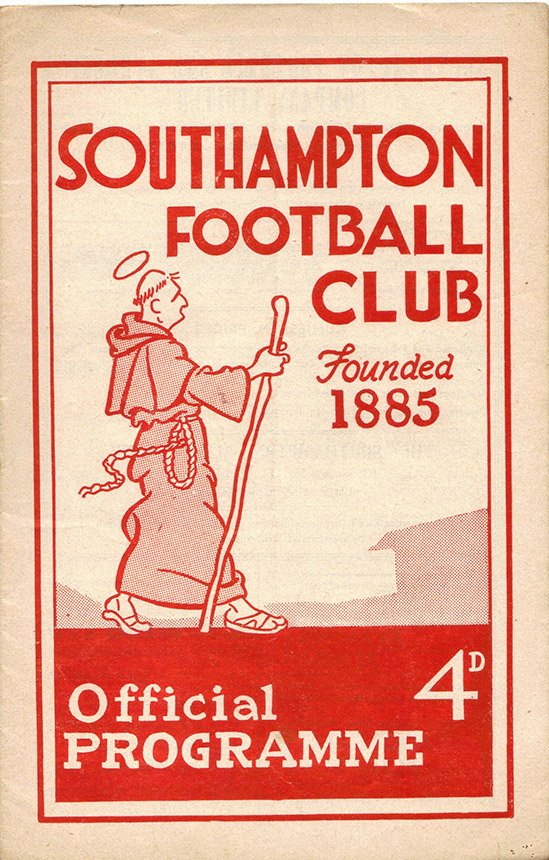 <b>Saturday, August 30, 1958</b><br />vs. Southampton (Away)