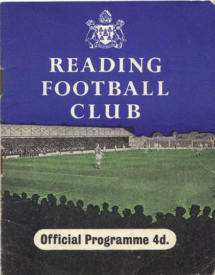 <b>Saturday, March 21, 1959</b><br />vs. Reading (Away)