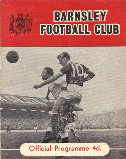 Wednesday, September 27, 1961 - vs. Barnsley (Away)