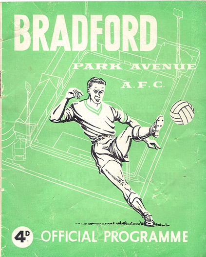 Wednesday, December 26, 1962 - vs. Bradford (Away)