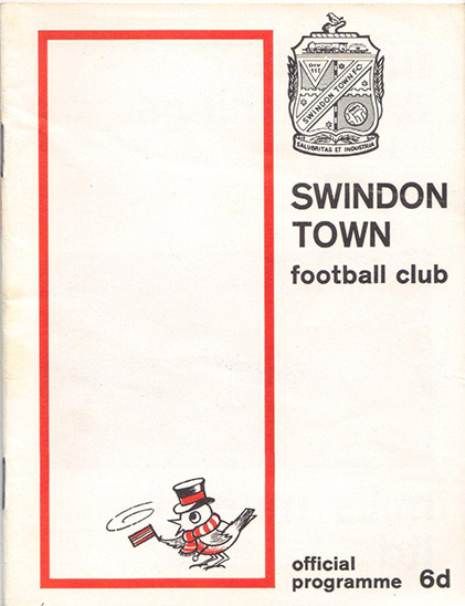 Tuesday, March 19, 1968 - vs. Shrewsbury Town (Home)