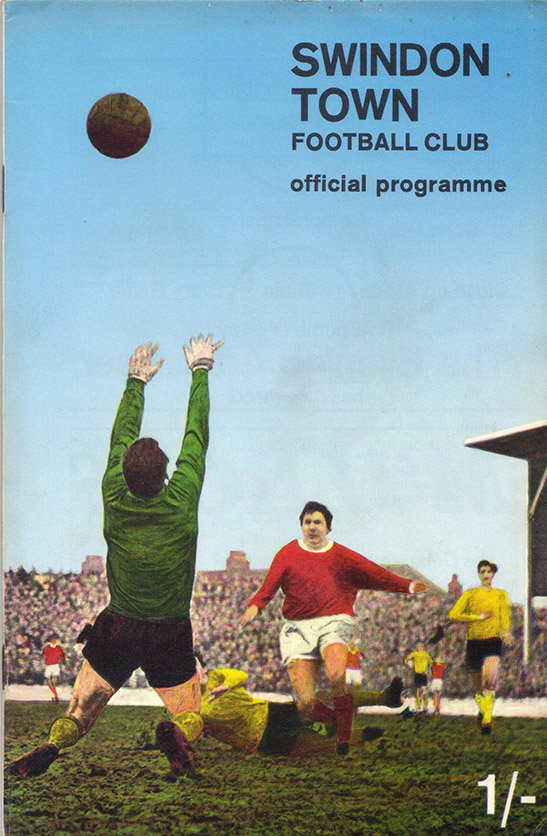 <b>Saturday, August 30, 1969</b><br />vs. Charlton Athletic (Home)
