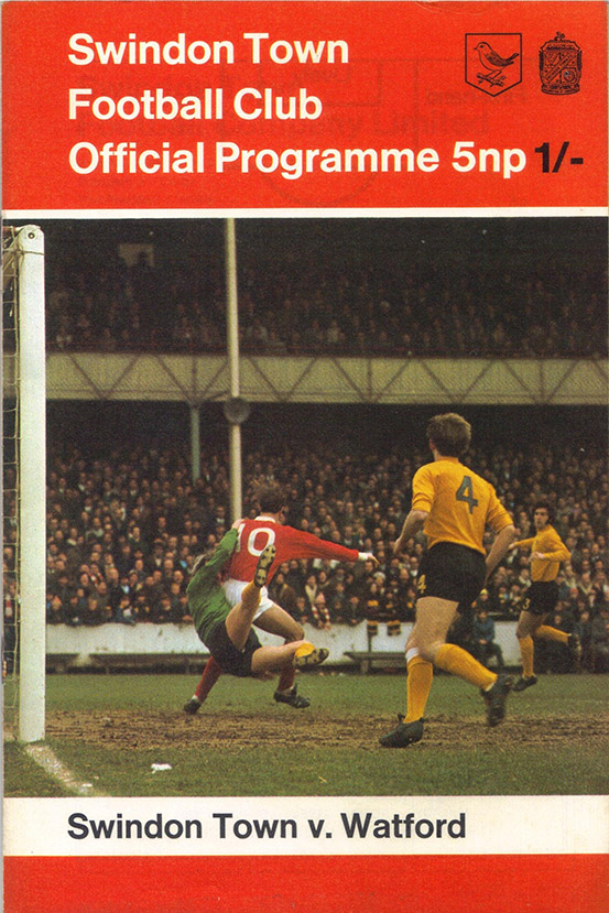 <b>Tuesday, September 1, 1970</b><br />vs. Watford (Home)