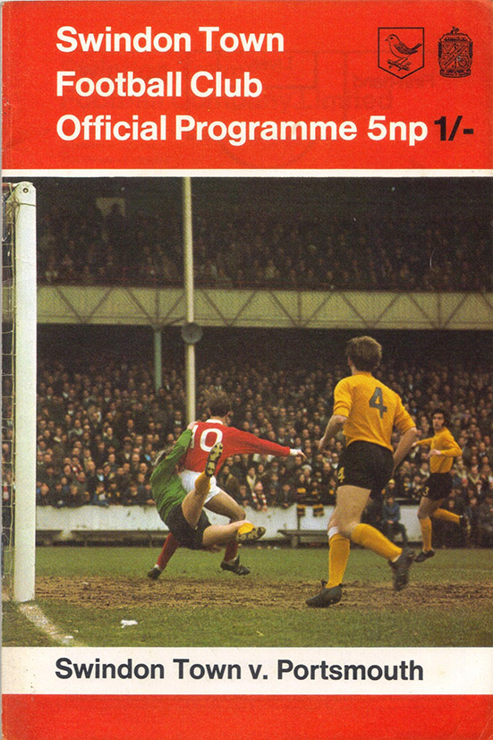<b>Saturday, September 12, 1970</b><br />vs. Portsmouth (Home)