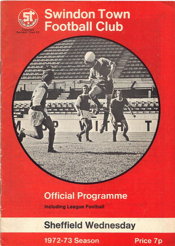 <b>Tuesday, August 29, 1972</b><br />vs. Sheffield Wednesday (Home)
