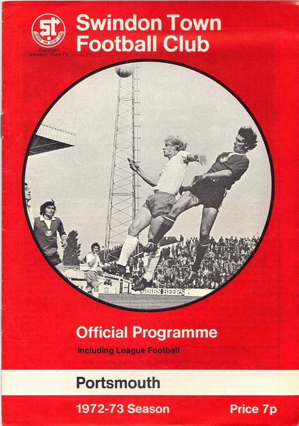 <b>Saturday, September 23, 1972</b><br />vs. Portsmouth (Home)
