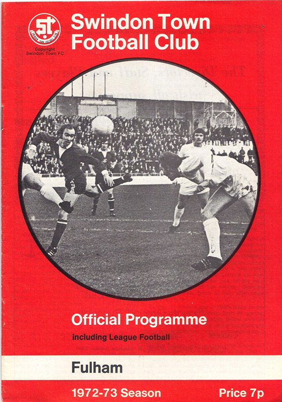 <b>Saturday, December 23, 1972</b><br />vs. Fulham (Home)