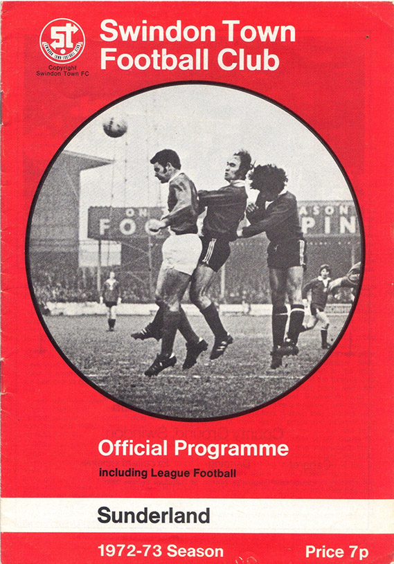 <b>Saturday, January 20, 1973</b><br />vs. Sunderland (Home)