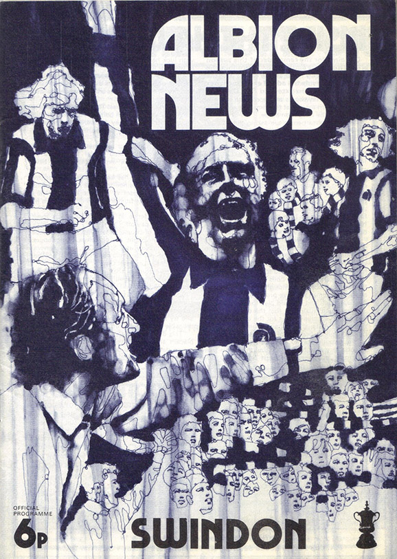 <b>Saturday, February 3, 1973</b><br />vs. West Bromwich Albion (Away)