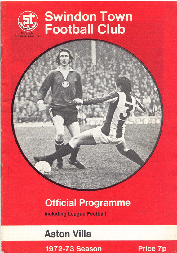 <b>Saturday, February 10, 1973</b><br />vs. Aston Villa (Home)