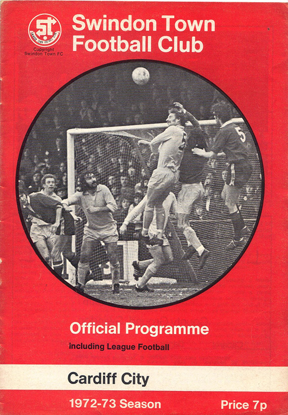 <b>Tuesday, February 27, 1973</b><br />vs. Cardiff City (Home)