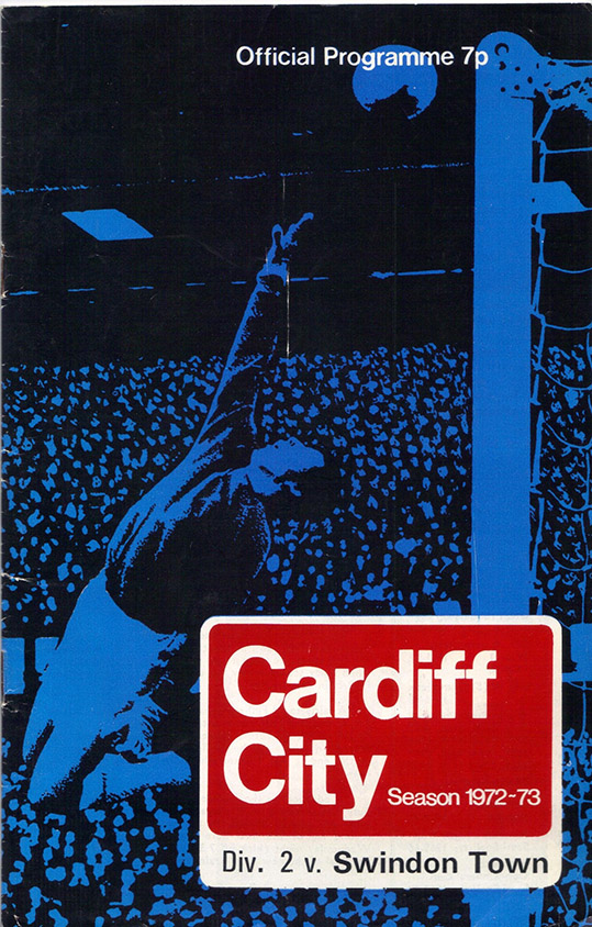 <b>Saturday, April 7, 1973</b><br />vs. Cardiff City (Away)