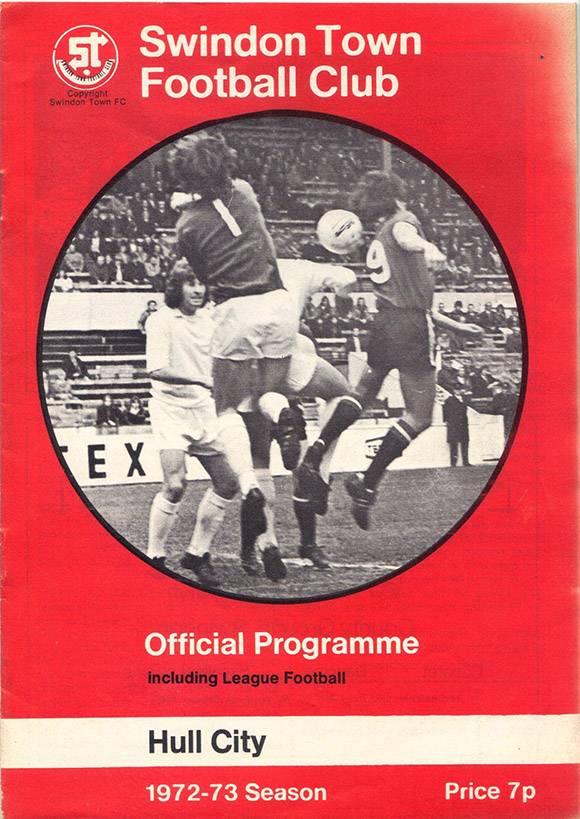 <b>Tuesday, April 24, 1973</b><br />vs. Hull City (Home)