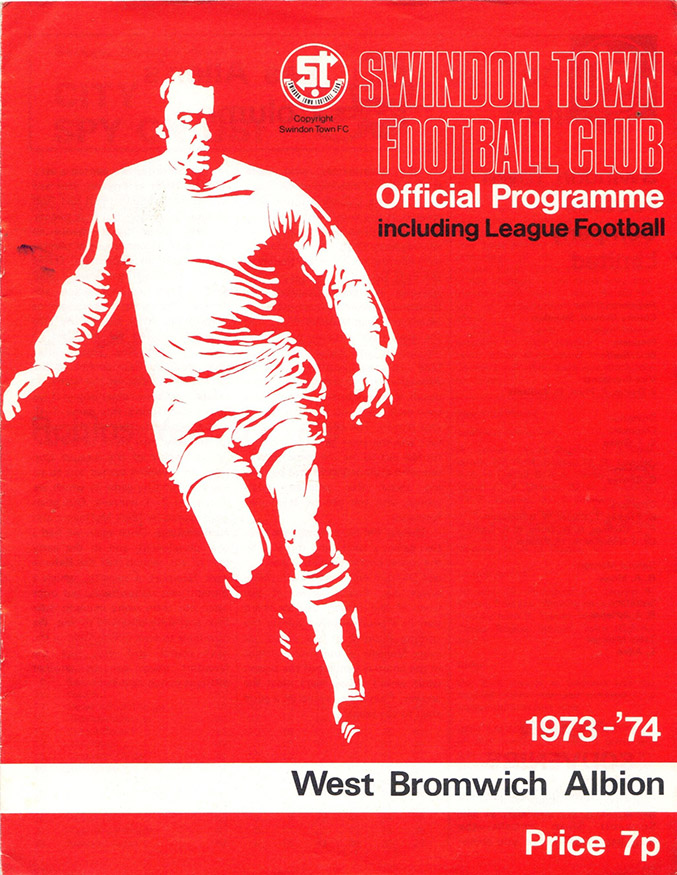<b>Saturday, September 8, 1973</b><br />vs. West Bromwich Albion (Home)