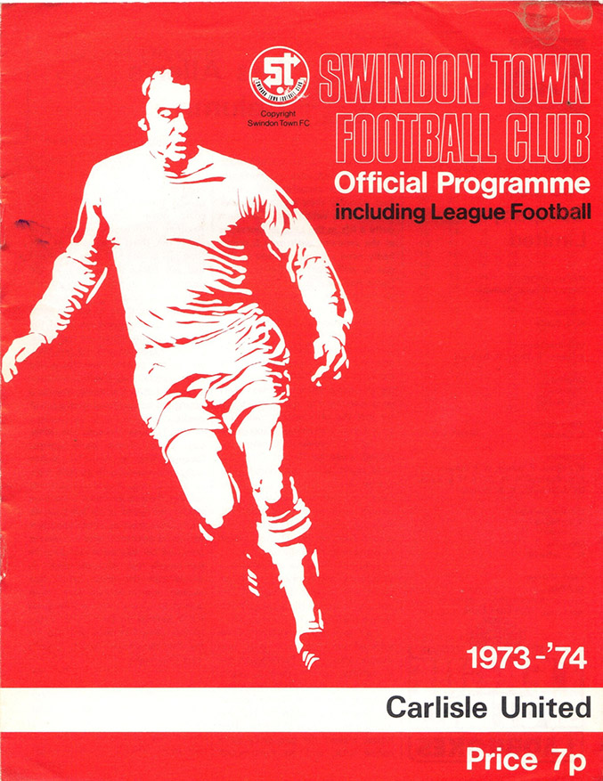 <b>Saturday, November 3, 1973</b><br />vs. Carlisle United (Home)