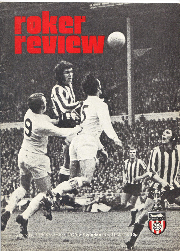 <b>Saturday, November 10, 1973</b><br />vs. Sunderland (Away)