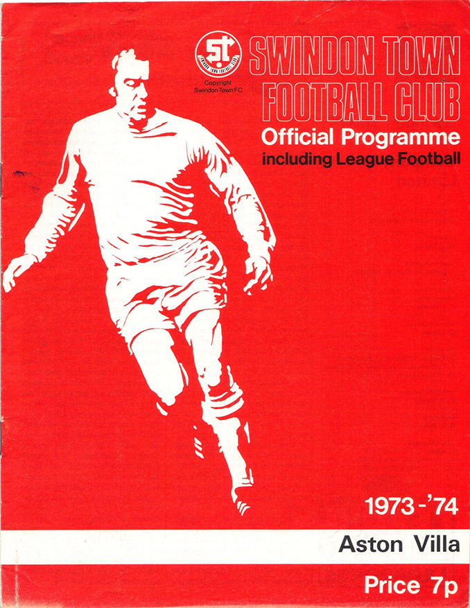 <b>Saturday, November 24, 1973</b><br />vs. Aston Villa (Home)