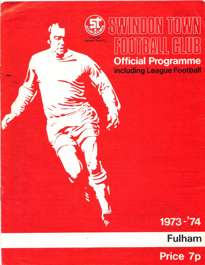 <b>Saturday, December 8, 1973</b><br />vs. Fulham (Home)