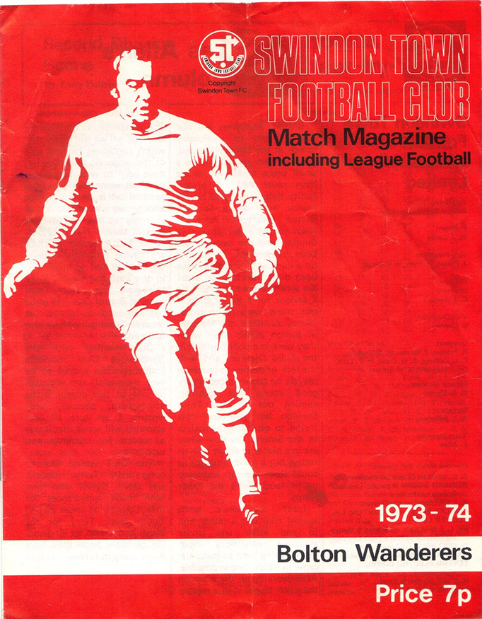 <b>Sunday, February 3, 1974</b><br />vs. Bolton Wanderers (Home)