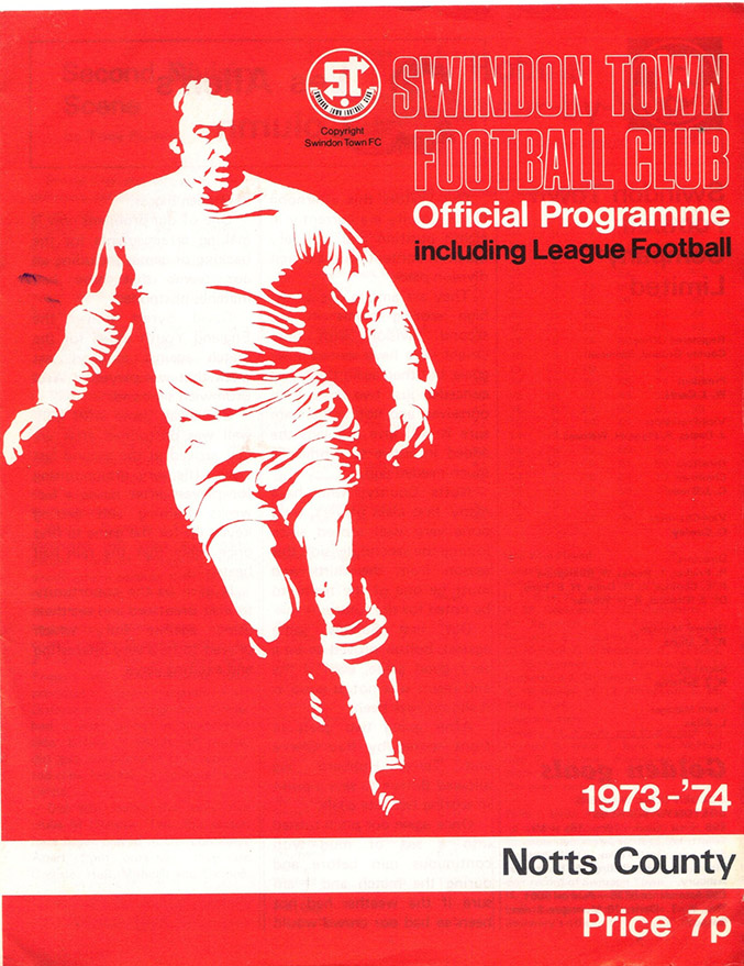 <b>Tuesday, February 19, 1974</b><br />vs. Notts County (Home)