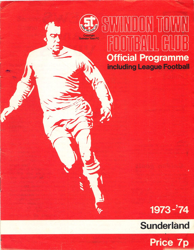 <b>Saturday, March 23, 1974</b><br />vs. Sunderland (Home)