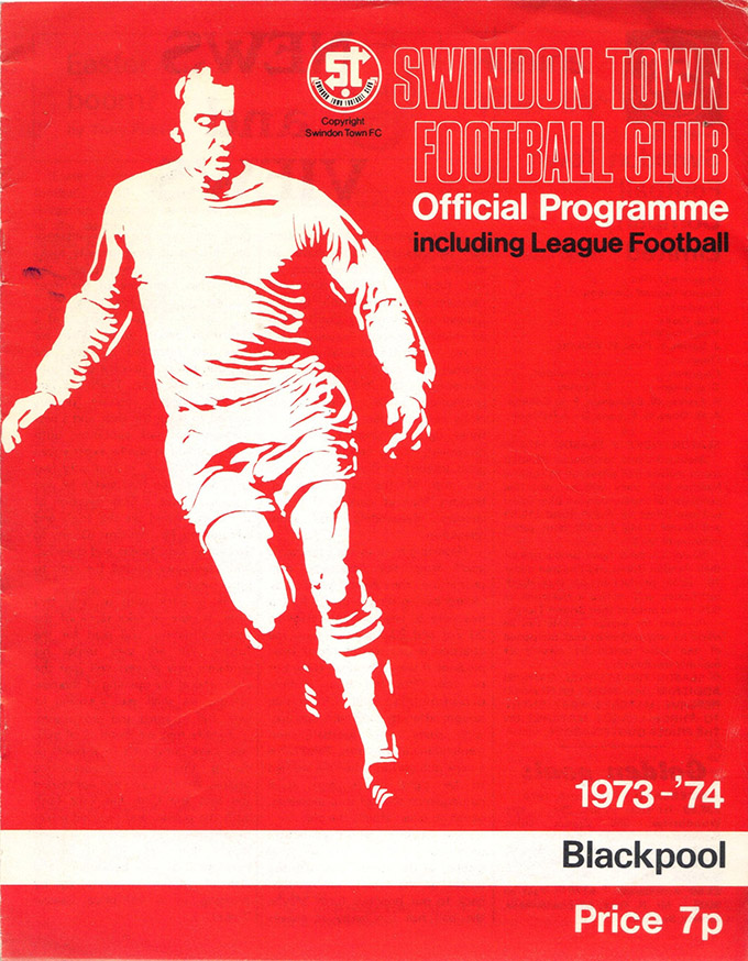 <b>Saturday, April 13, 1974</b><br />vs. Blackpool (Home)