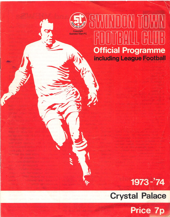 <b>Saturday, April 27, 1974</b><br />vs. Crystal Palace (Home)