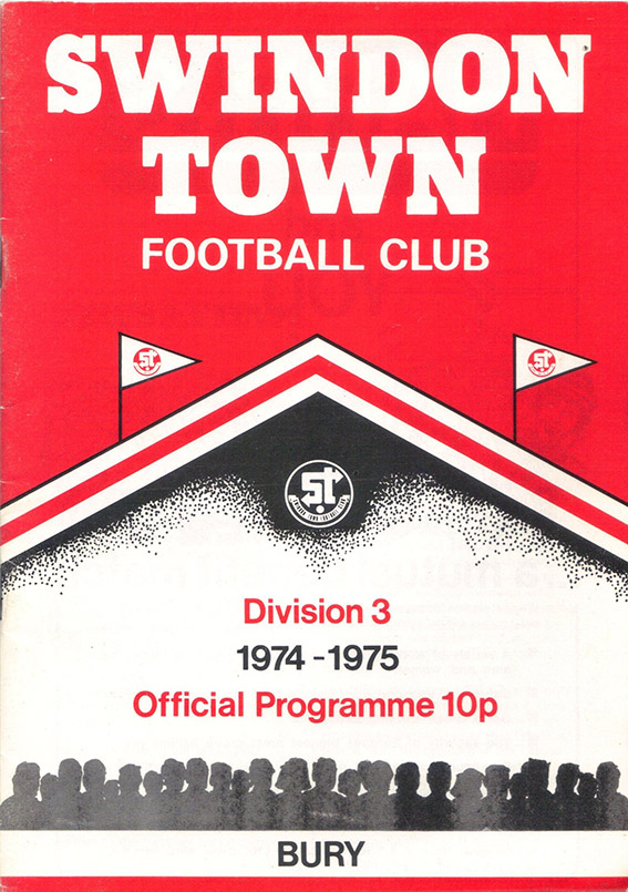 <b>Saturday, August 17, 1974</b><br />vs. Bury (Home)