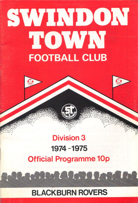 Saturday, August 31, 1974 - vs. Blackburn Rovers (Home)