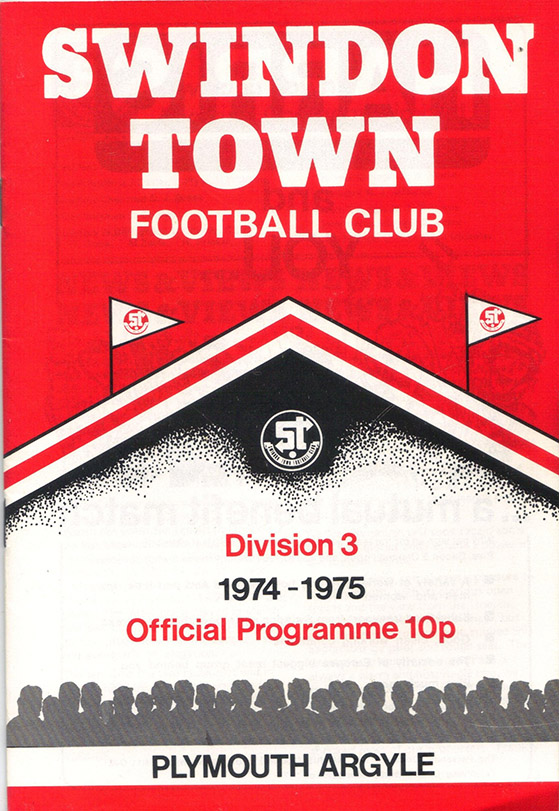 <b>Saturday, September 14, 1974</b><br />vs. Plymouth Argyle (Home)