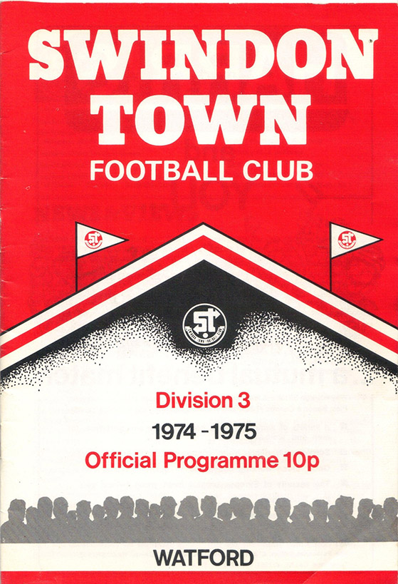 <b>Saturday, September 28, 1974</b><br />vs. Watford (Home)