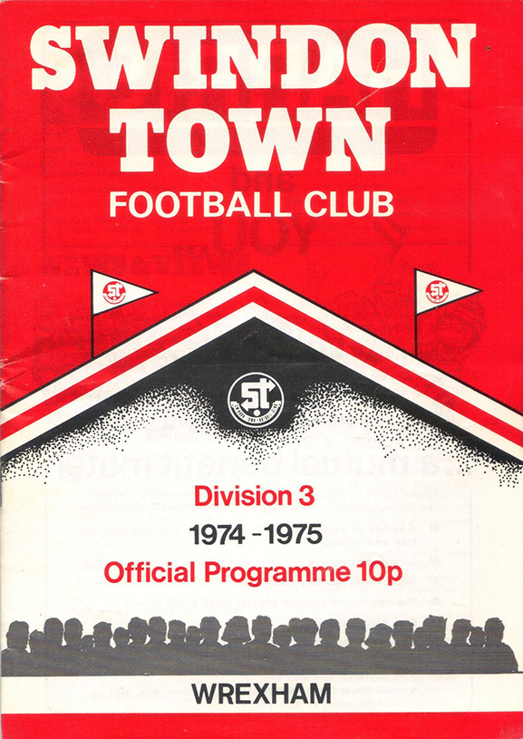 Saturday, October 19, 1974 - vs. Wrexham (Home)