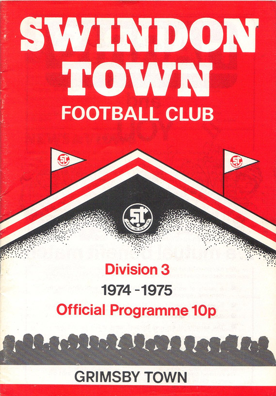<b>Saturday, November 2, 1974</b><br />vs. Grimsby Town (Home)