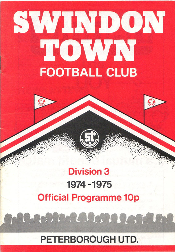 <b>Saturday, December 21, 1974</b><br />vs. Peterborough United (Home)