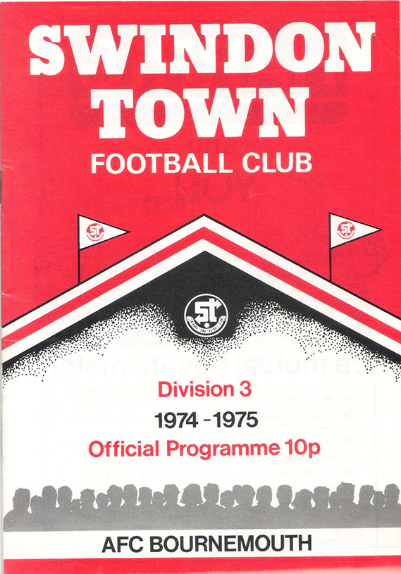 <b>Saturday, December 28, 1974</b><br />vs. AFC Bournemouth (Home)