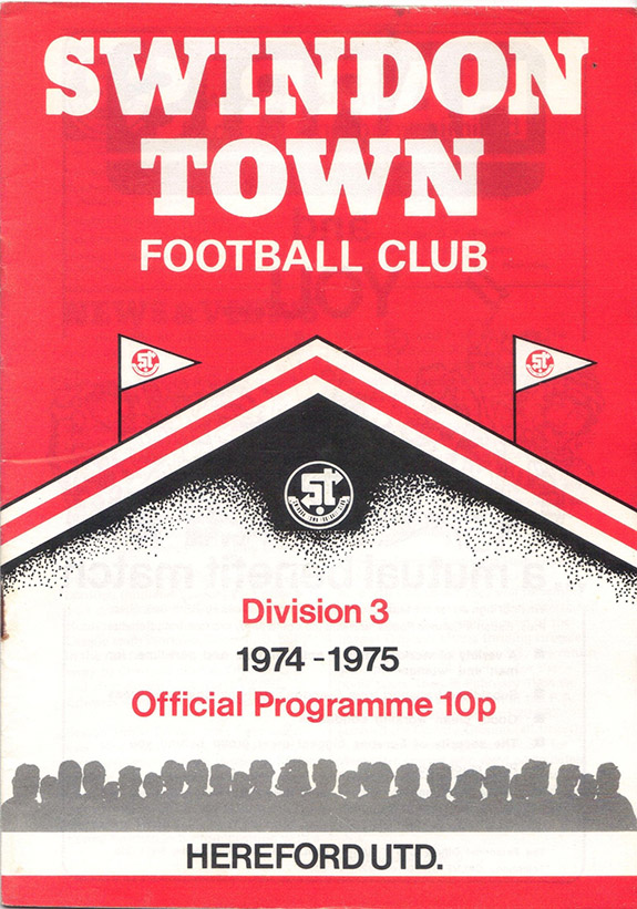 Saturday, January 11, 1975 - vs. Hereford United (Home)