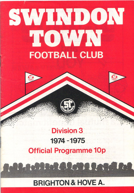 <b>Tuesday, February 4, 1975</b><br />vs. Brighton and Hove Albion (Home)