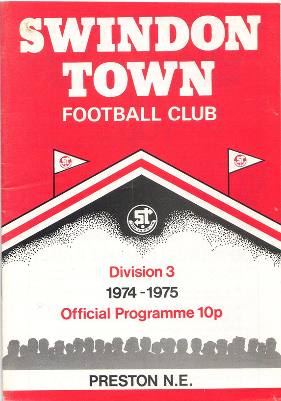 Saturday, February 15, 1975 - vs. Preston North End (Home)