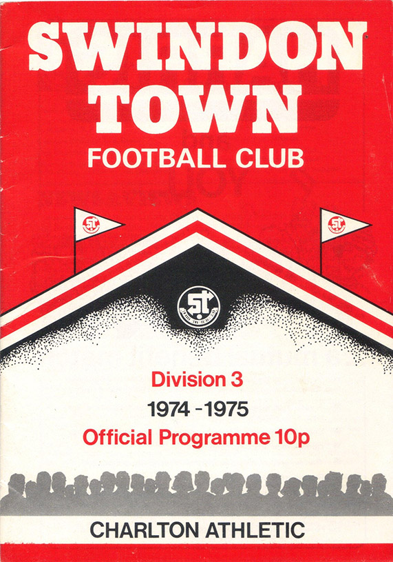 Tuesday, April 1, 1975 - vs. Charlton Athletic (Home)