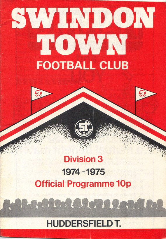 <b>Saturday, April 5, 1975</b><br />vs. Huddersfield Town (Home)