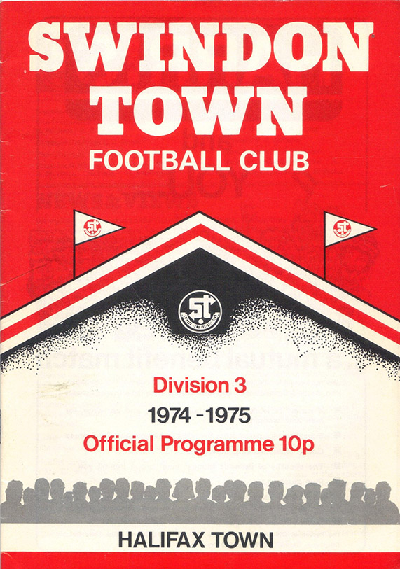 <b>Saturday, April 19, 1975</b><br />vs. Halifax Town (Home)
