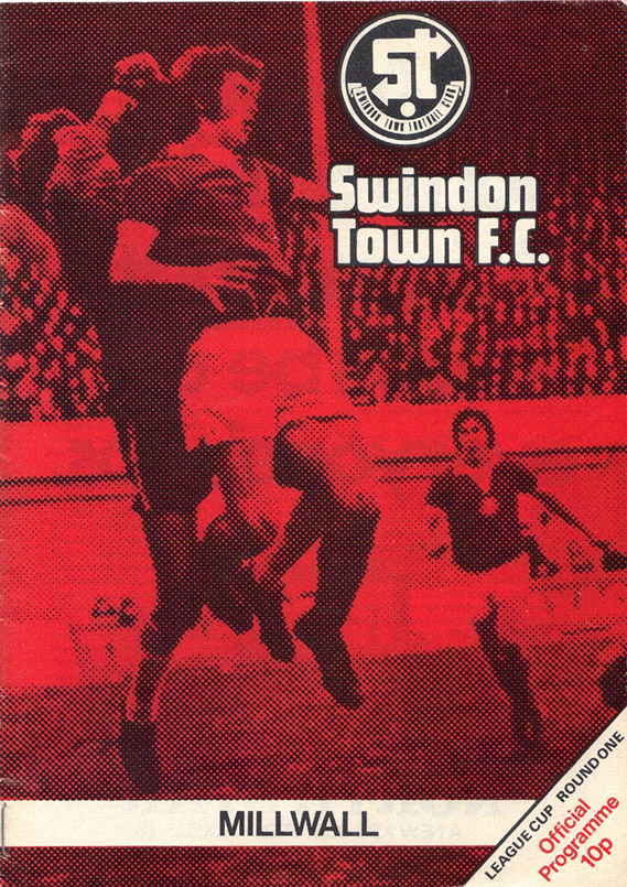Tuesday, August 19, 1975 - vs. Millwall (Home)