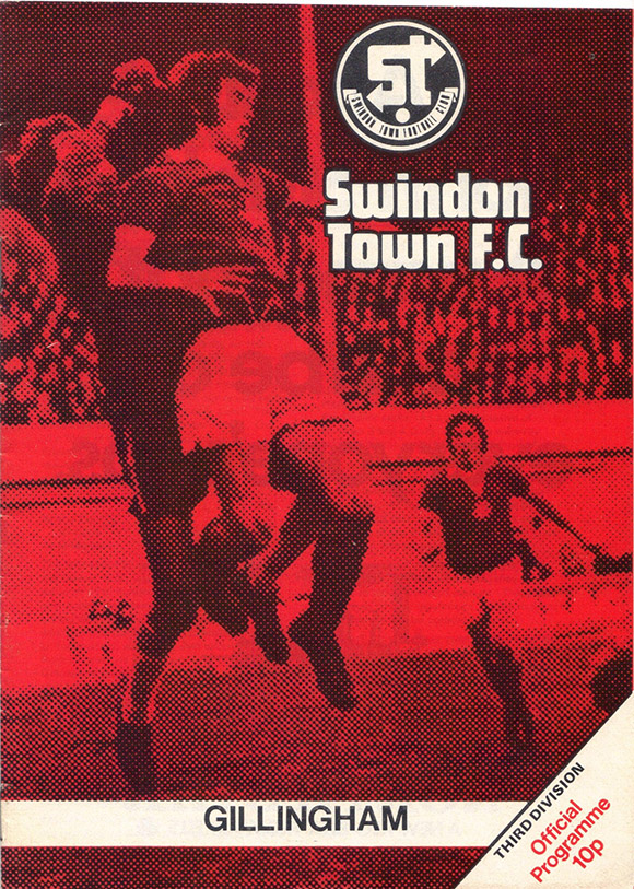 Saturday, August 30, 1975 - vs. Gillingham (Home)