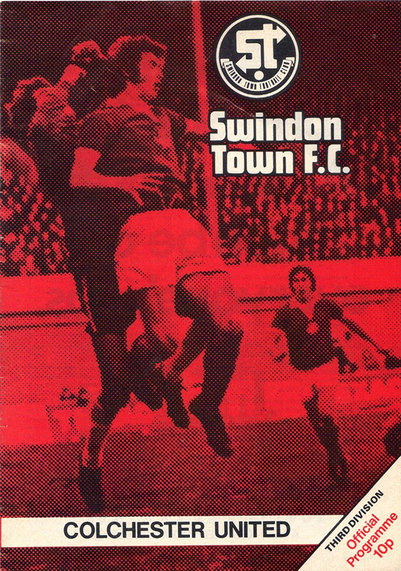 Saturday, September 27, 1975 - vs. Colchester United (Home)
