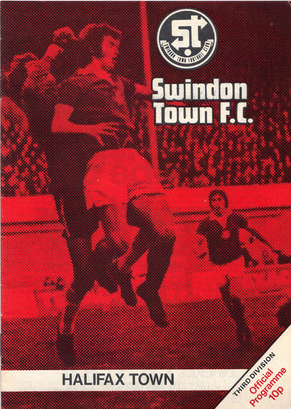 Saturday, October 11, 1975 - vs. Halifax Town (Home)