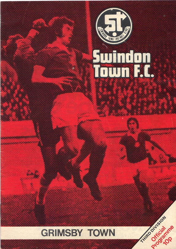 Saturday, October 25, 1975 - vs. Grimsby Town (Home)