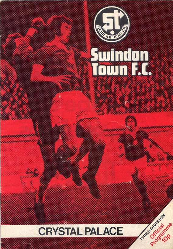 Tuesday, November 4, 1975 - vs. Crystal Palace (Home)
