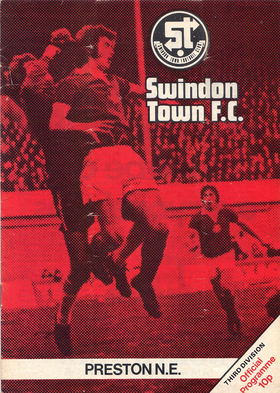 Saturday, November 8, 1975 - vs. Preston North End (Home)
